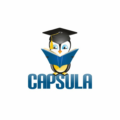 Help Capsula with a new logo and business card