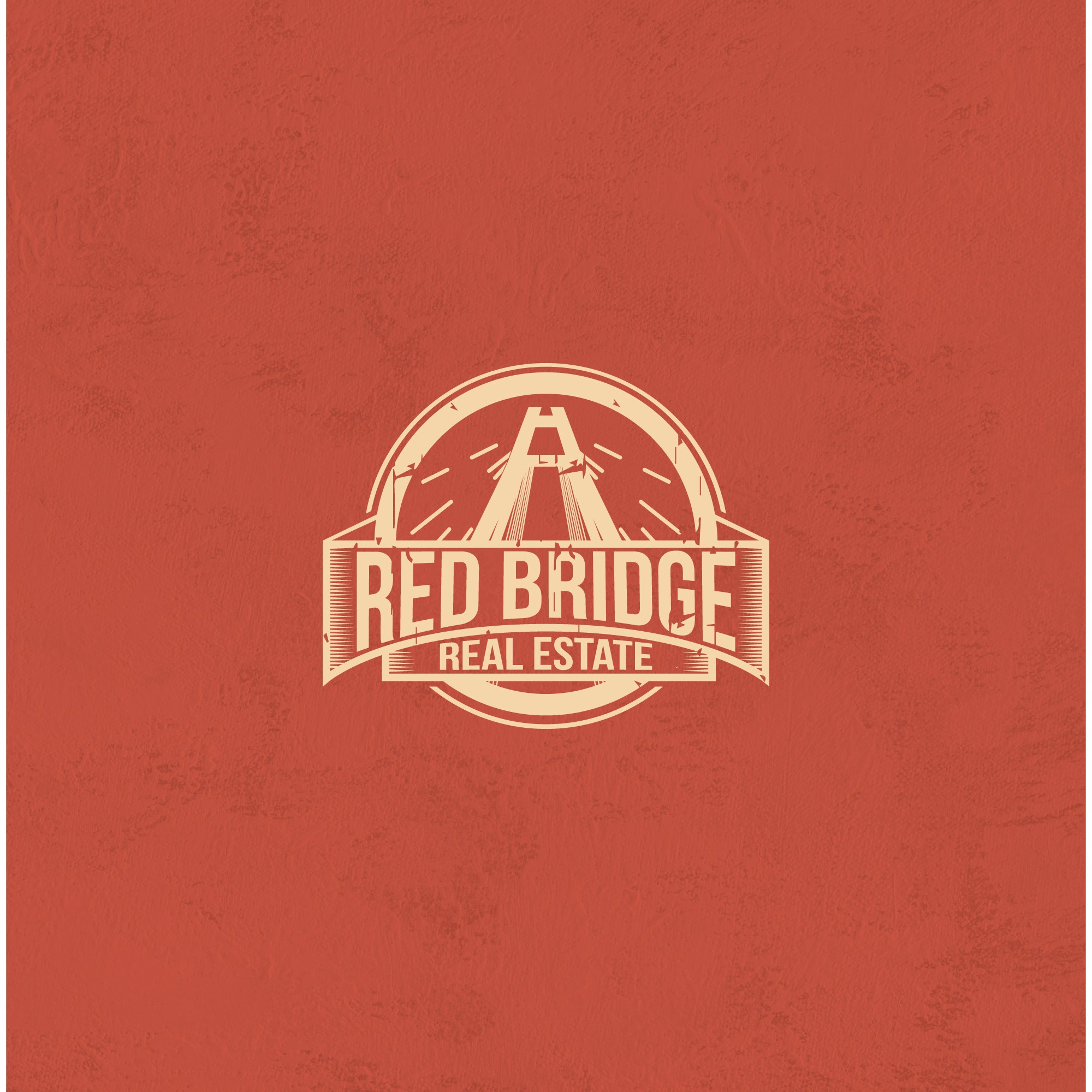 """Looking for the BEST Real Estate Designed Logo for """"Red Bridge Real Estate"""""""