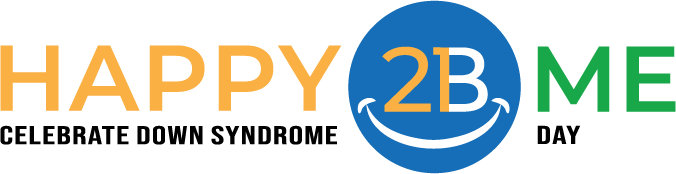 Be the inspirational foundation to this long lasting statement...celebrating Down syndrome worldwide