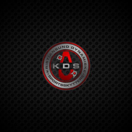 KDS - Club logo for sporting shooters
