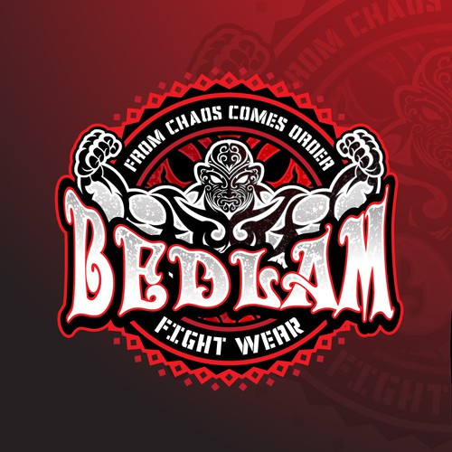 Help Bedlam Fight Wear with a new logo