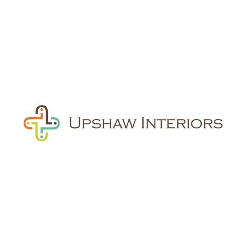 Logo for Upshaw Interiors