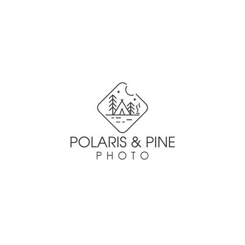 POLARIS & PINE LOGO