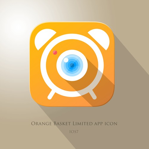 Orange Basket Limited needs a new icon or button design