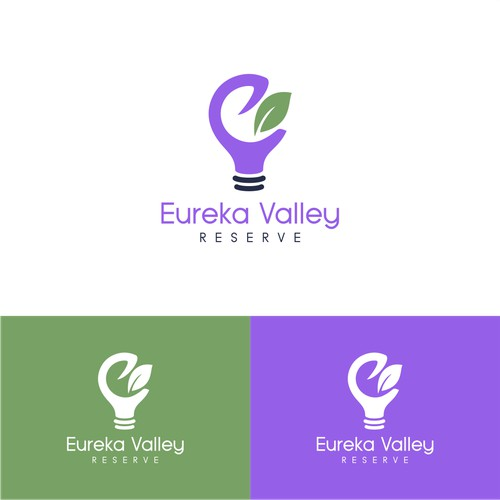logo for eureka valley