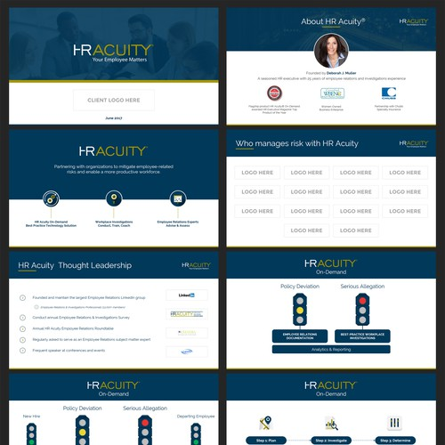 Powerpoint Presentation for HRAcuity