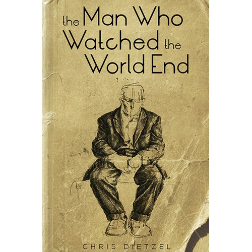 book or magazine cover for The Man Who Watched The World End