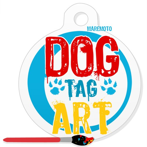DogTagArt.com Logo for Site