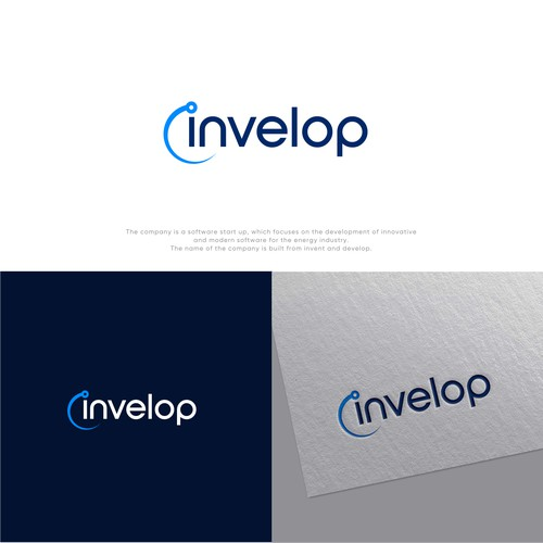 logo concept start up company