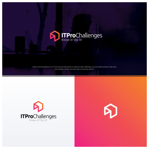 Logo for ITPro Challenges