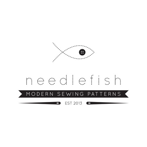 Logo Design for Children's Sewing Pattern Company