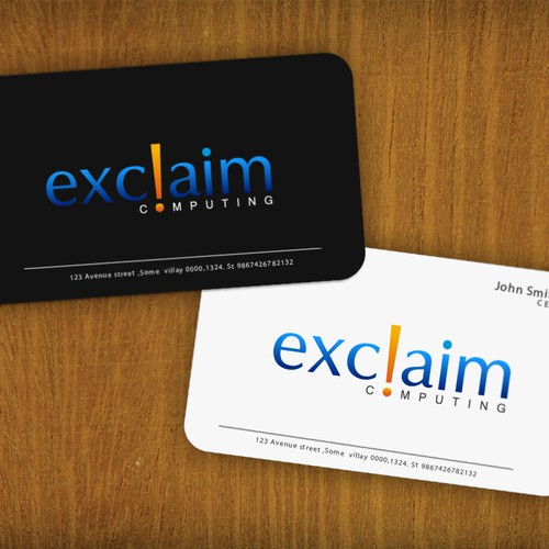 Exclaim Logo