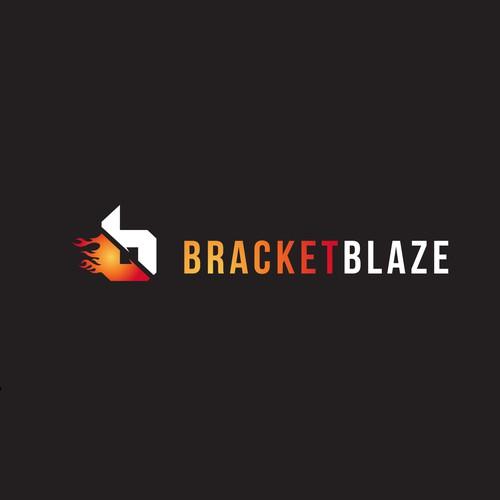 Flame design for Bracket Blaze