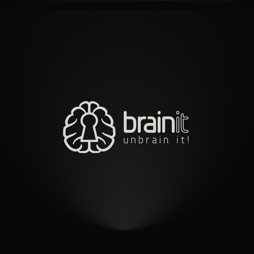 """Create an amazing and smooth logo and website for the new """"escape the room"""" adventure, BrainIt !!!"""