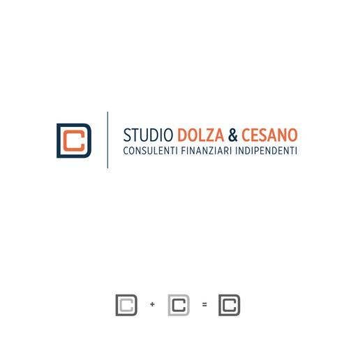 "Concept logo for ""Studio Dolza & Cesano"""