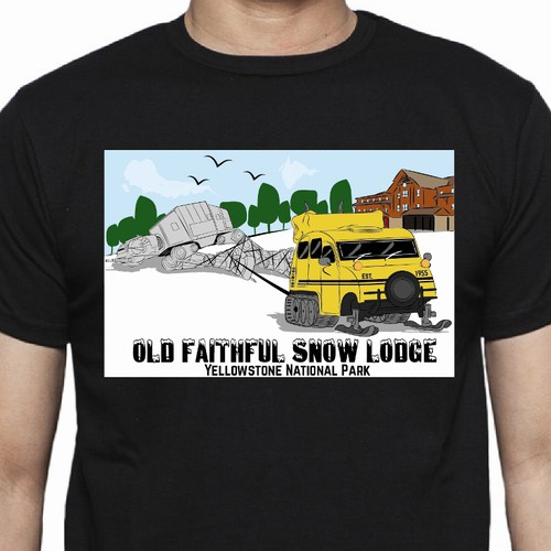 Old Faithful Snow Lodge