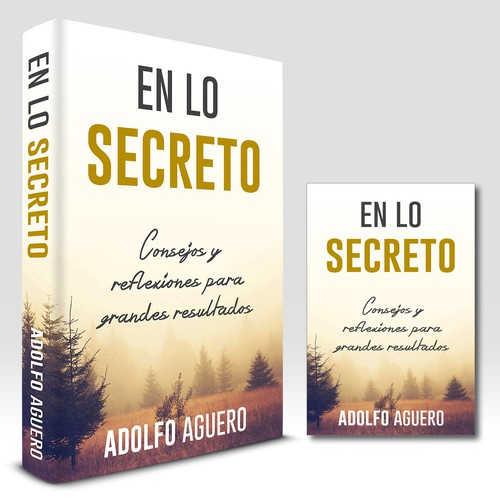 Inspiring Book Cover for En Lo Secreto