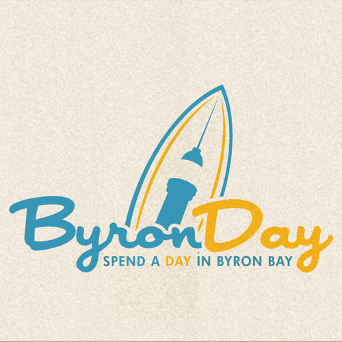 Create the next logo for Byron Day