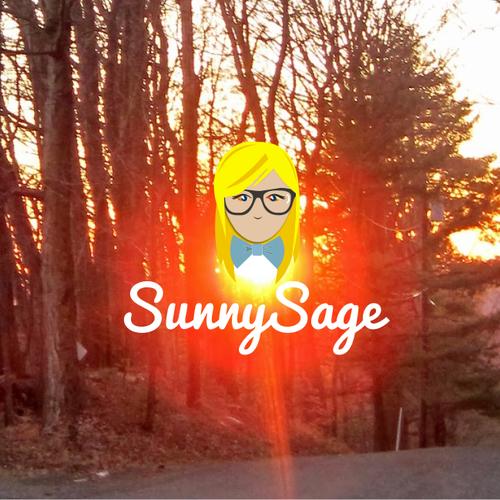 logo for sunny sage