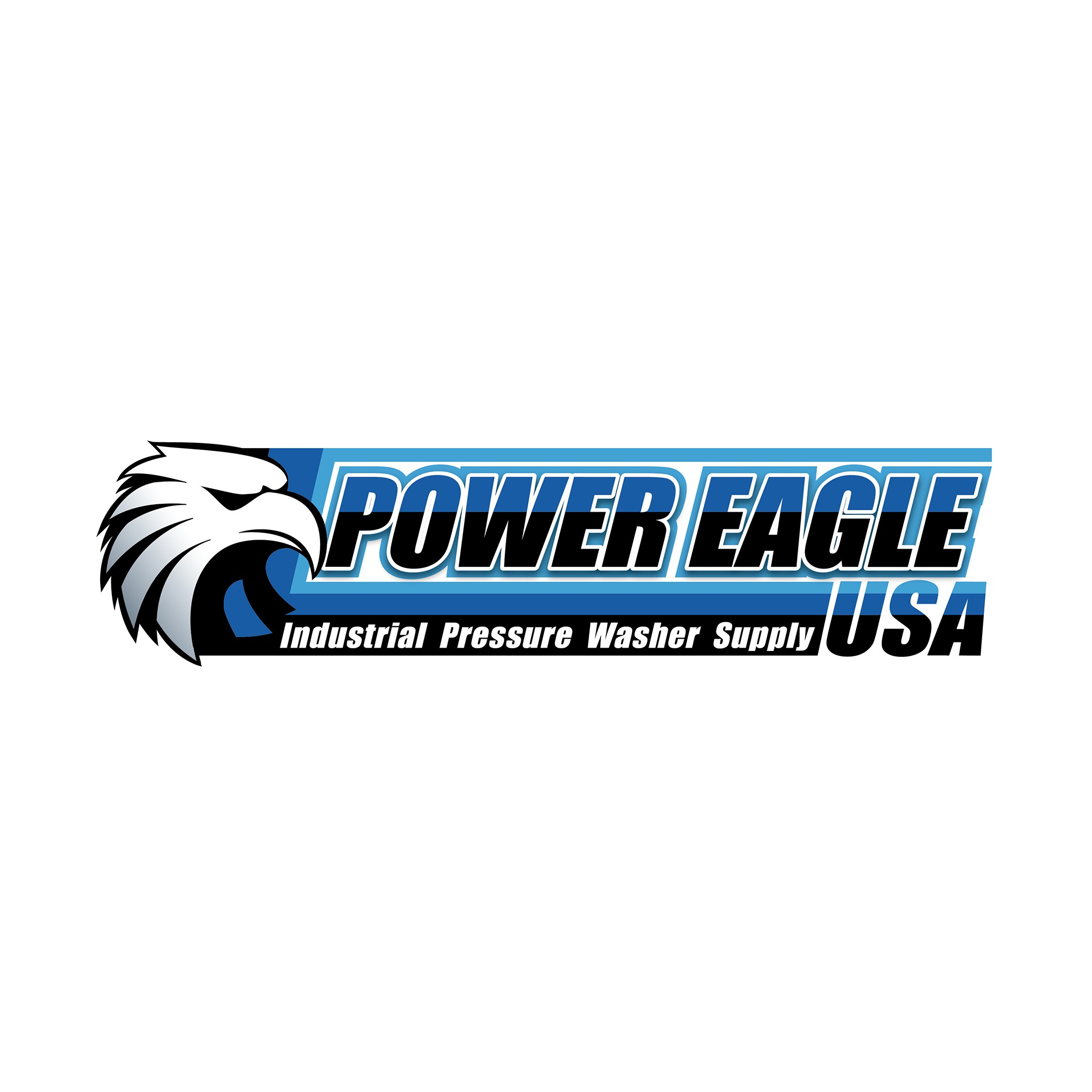 Industrial equipment brand seeking powerful logo