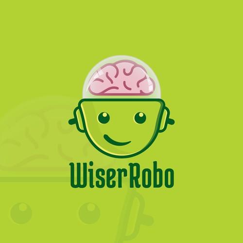 WiserRobo Logo