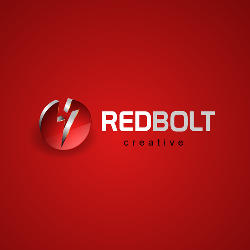 New Logo Design wanted for Red Bolt Creative