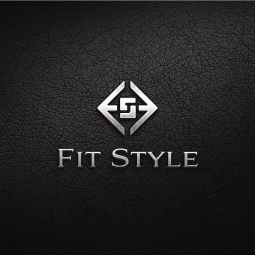 Logo for Fitness fashion company