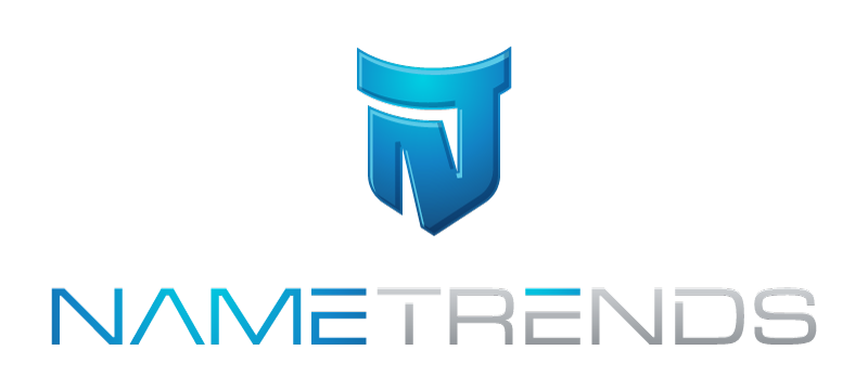 Logo for our Domain Website NameTrends.com