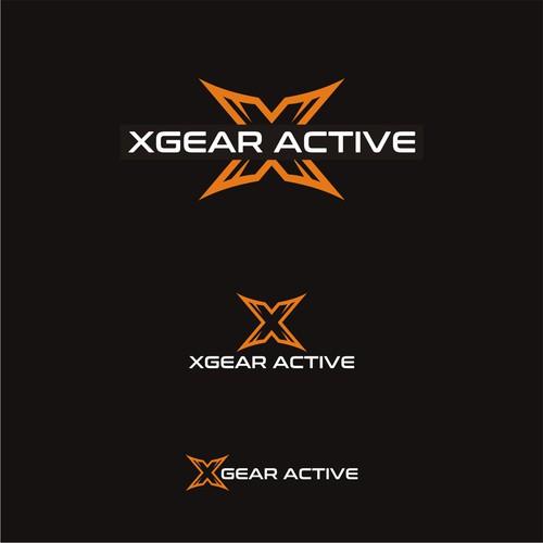 x gear active logo