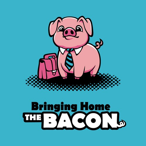 Funny T-shirt Illustration