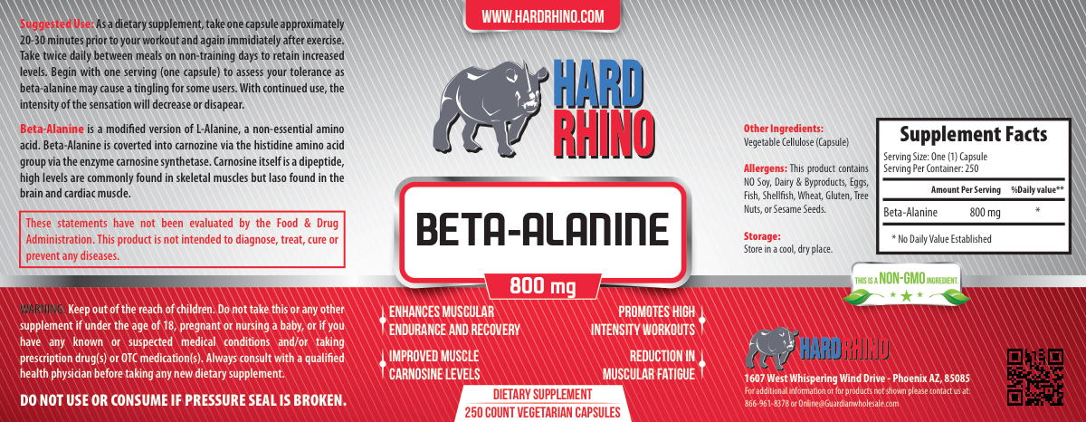 hard rhino bottle design