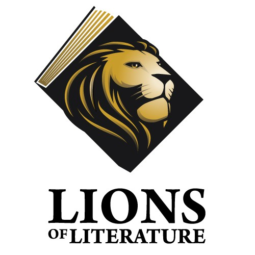 Bring the Lions of Literature reading program to life with a creative logo