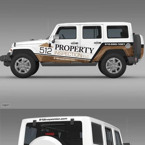 Create an Eye-catching Jeep Vehicle Wrap