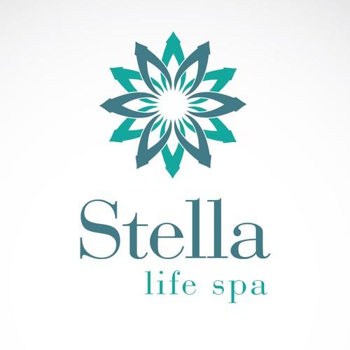 Stella Life Spa  logo