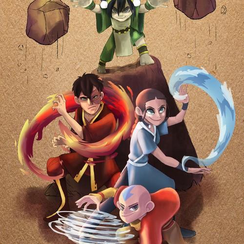 The leyendo of Aang