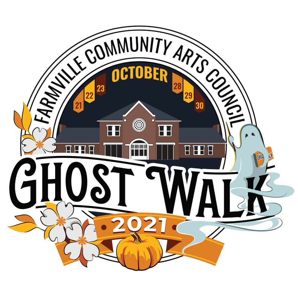 Farmville Community Arts Council presents Farmville's first Ghost Walk