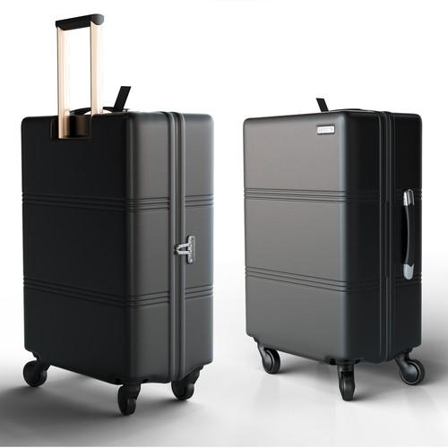3D Smart Suitcase Design (Blind Contest)