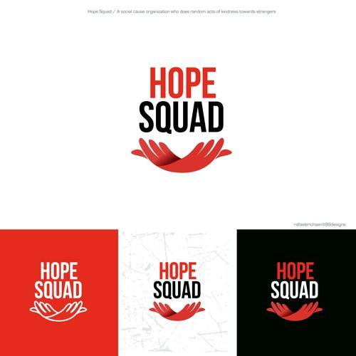 Logo that conveys the idea of HELP