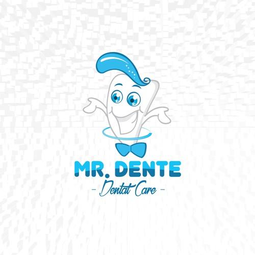 dentist care logo