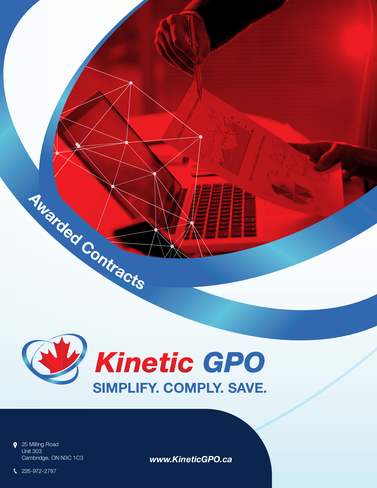 Booklet - Marketing Piece For Kinetic GPO