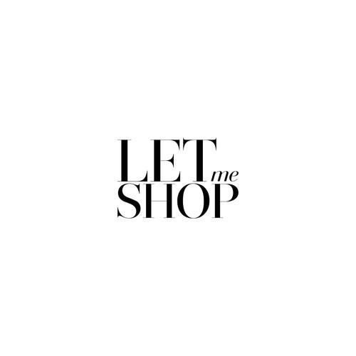 Logo proposal online store.