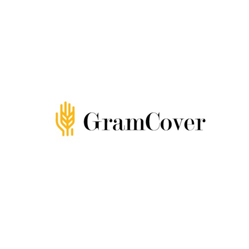 Logo for a crop insurance company