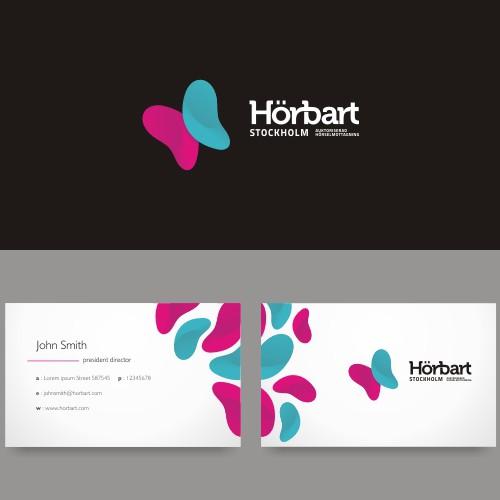Hörbart logo
