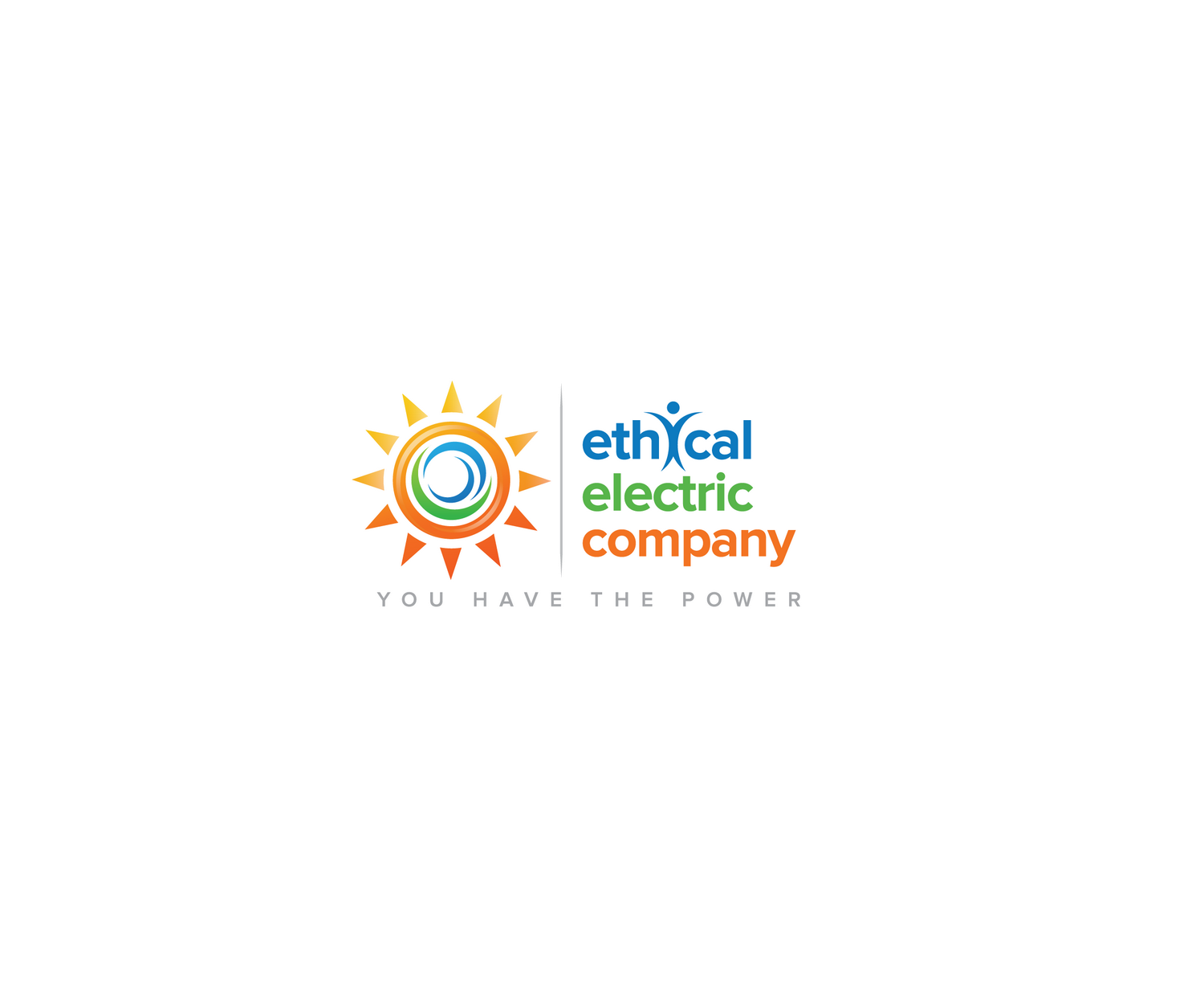 Ethical Electric needs our first logo