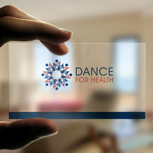 Dance for health logo