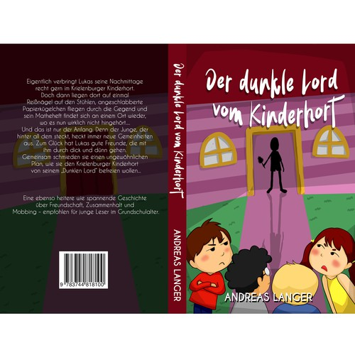 Children Book Cover
