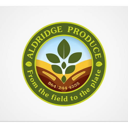 logo for Aldridge Produce