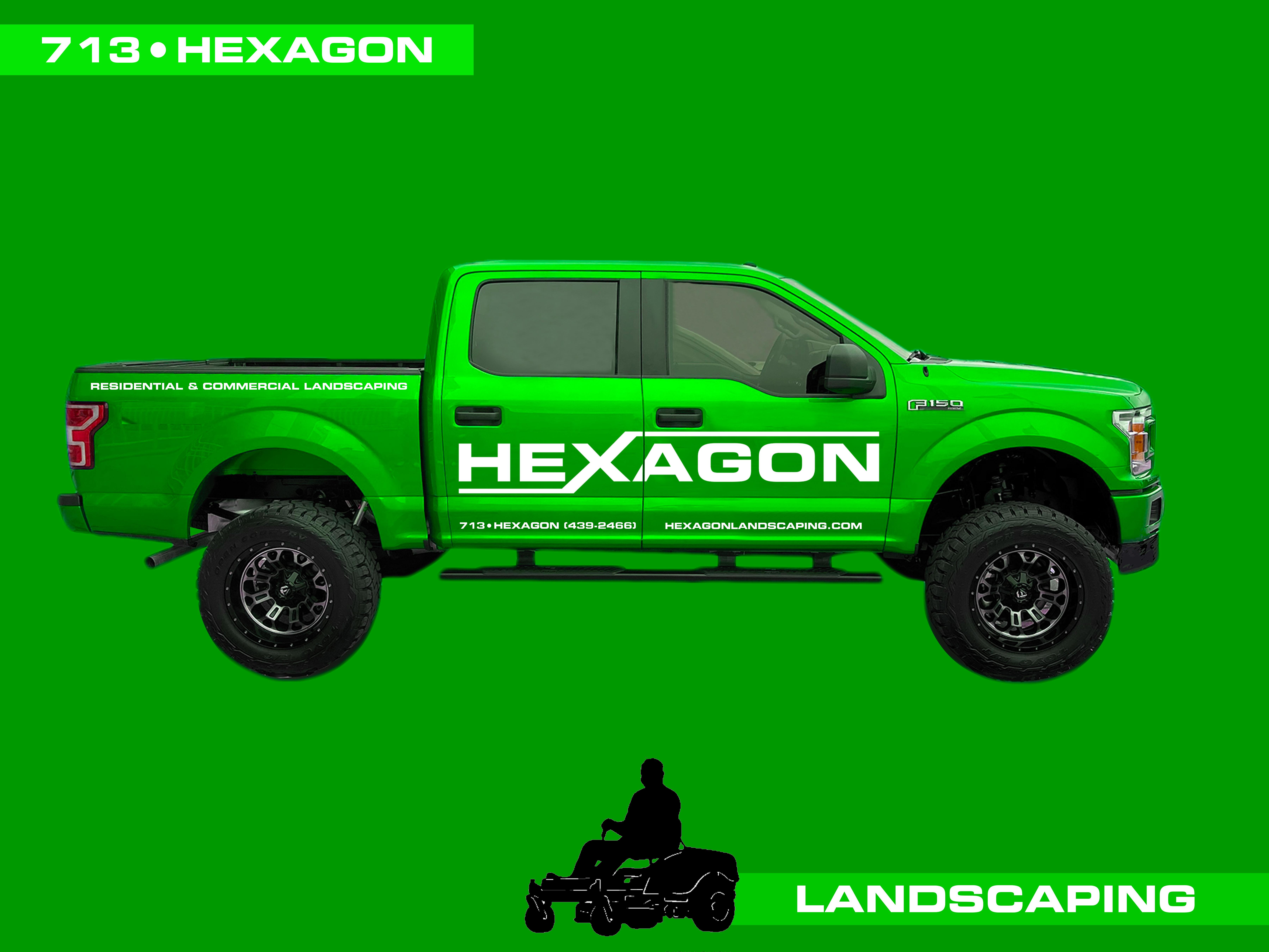 Hexagon Landscaping LLC