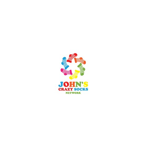 Fun logo for John
