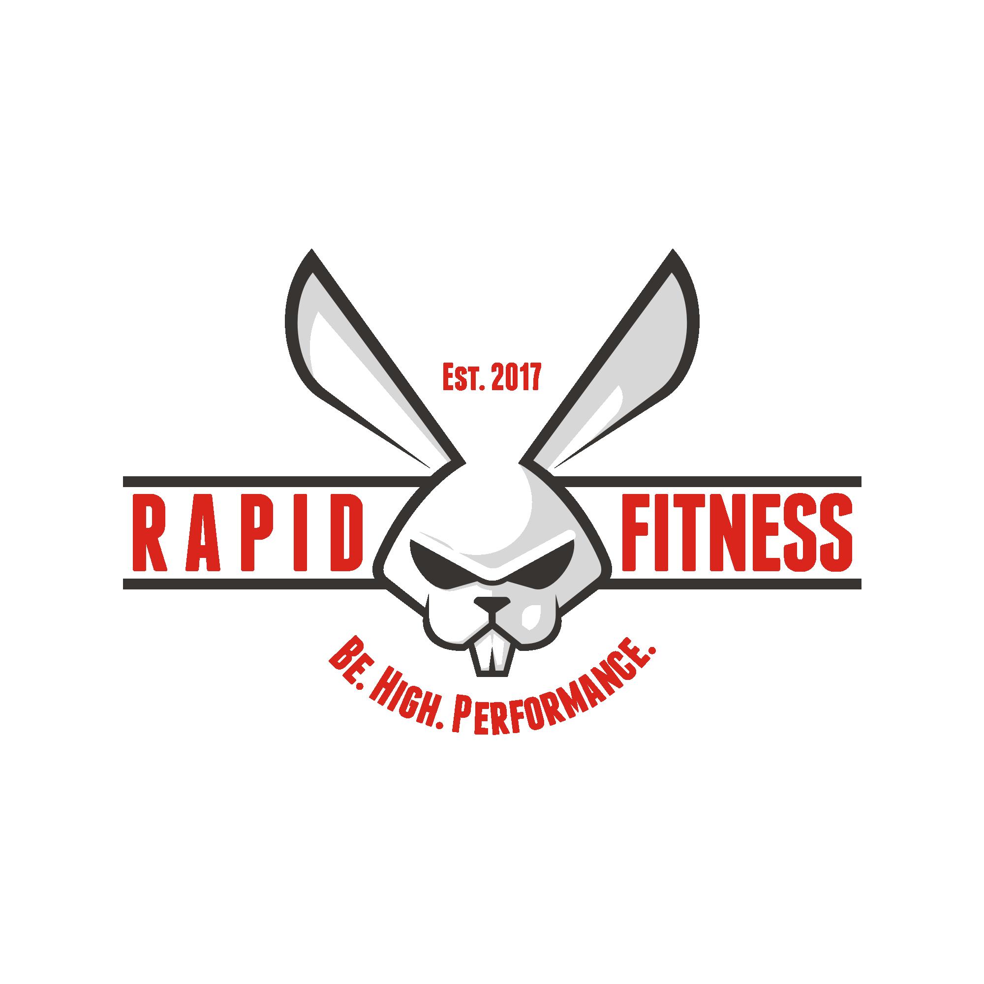 Design the Rapid Fitness rabbit!! Get hopping!!